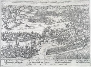 800px-Slag_bij_Heiligerlee_-_Battle_of_Heiligerlee_-_1568_(Frans_Hogenberg)